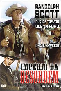 Império da Desordem - Poster / Capa / Cartaz - Oficial 3