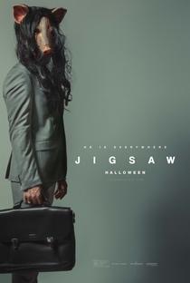 Jogos Mortais: Jigsaw - Poster / Capa / Cartaz - Oficial 14