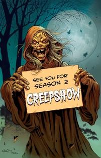 Creepshow (2ª Temporada) - Poster / Capa / Cartaz - Oficial 1