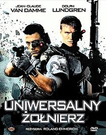 Soldado Universal - Poster / Capa / Cartaz - Oficial 7