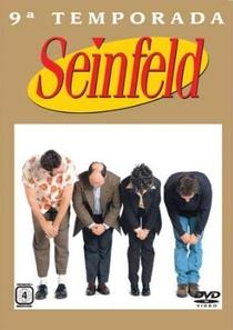 Seinfeld (9ª Temporada) - Poster / Capa / Cartaz - Oficial 2