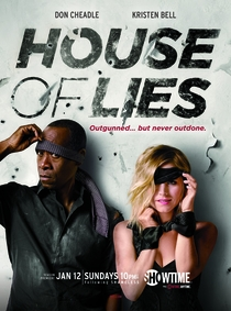 House of Lies (3ª Temporada) - Poster / Capa / Cartaz - Oficial 1