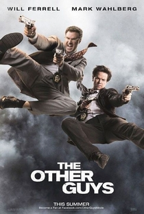 Os Outros Caras - Poster / Capa / Cartaz - Oficial 3