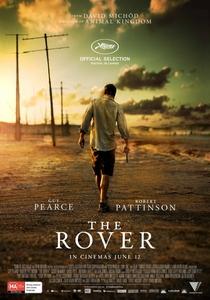 The Rover - A Caçada - Poster / Capa / Cartaz - Oficial 1