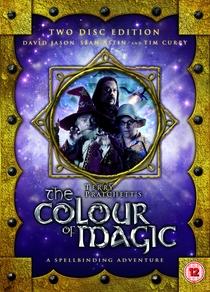 A Cor da Magia - Poster / Capa / Cartaz - Oficial 5
