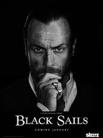 Black Sails (1ª Temporada) - Poster / Capa / Cartaz - Oficial 2