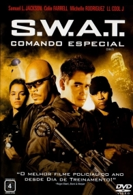 S.W.A.T.: Comando Especial - Poster / Capa / Cartaz - Oficial 2