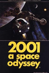 2001: Uma Odisseia no Espaço - Poster / Capa / Cartaz - Oficial 28