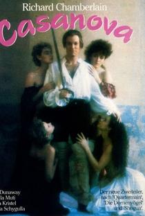 Casanova: O Maior Amante de Todos os Tempos - Poster / Capa / Cartaz - Oficial 2