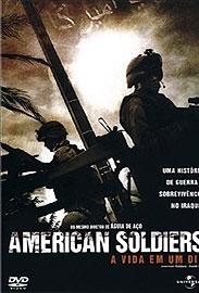 American Soldiers - A Vida em um Dia - Poster / Capa / Cartaz - Oficial 1