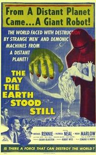 O Dia Em Que A Terra Parou - Poster / Capa / Cartaz - Oficial 10