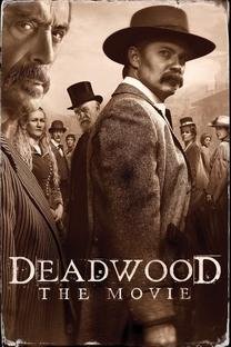 Deadwood: O Filme - Poster / Capa / Cartaz - Oficial 1