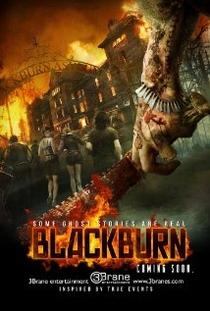 Blackburn - Poster / Capa / Cartaz - Oficial 1