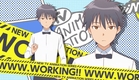 WWW Working PV  Anime  / 2016 1 oct song OP ( opening ) PV OST