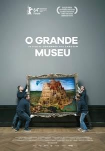 O Grande Museu - Poster / Capa / Cartaz - Oficial 1
