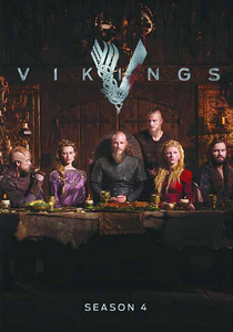 Vikings (4ª Temporada) - Poster / Capa / Cartaz - Oficial 2