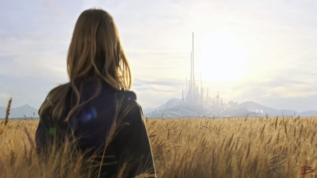 Tomorrowland: um lugar onde nada é impossível   O mistério das raposas