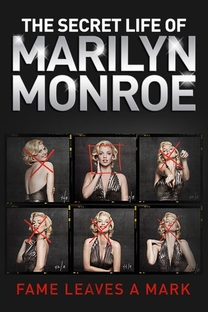 The Secret Life of Marilyn Monroe - Poster / Capa / Cartaz - Oficial 1