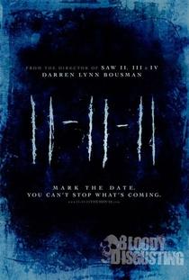 11-11-11 - Poster / Capa / Cartaz - Oficial 2