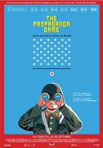 The Propaganda Game - Poster / Capa / Cartaz - Oficial 1