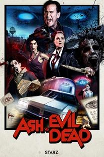 Ash vs. Evil Dead (2ª Temporada) - Poster / Capa / Cartaz - Oficial 2