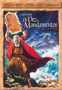 Os Dez Mandamentos - Poster / Capa / Cartaz - Oficial 1