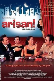 Arisan! - Poster / Capa / Cartaz - Oficial 1