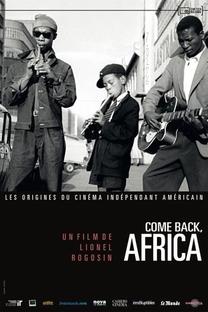 Come Back, Africa - Poster / Capa / Cartaz - Oficial 3