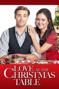 Amor na mesa de Natal - Poster / Capa / Cartaz - Oficial 2