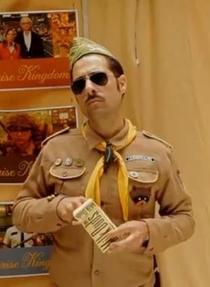 Cousin Ben Troop Screening with Jason Schwartzman - Poster / Capa / Cartaz - Oficial 1
