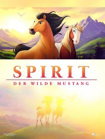 Spirit - O Corcel Indomável - Poster / Capa / Cartaz - Oficial 9