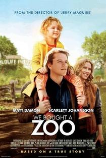 Compramos um Zoológico - Poster / Capa / Cartaz - Oficial 2