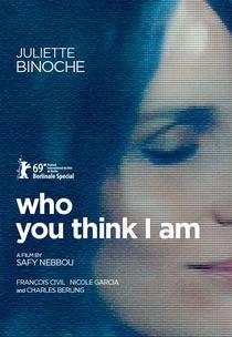 Quem Você Pensa Que Sou - Poster / Capa / Cartaz - Oficial 3