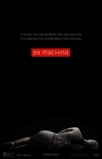 Ex Machina: Instinto Artificial - Poster / Capa / Cartaz - Oficial 5
