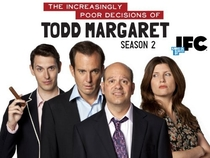 The Increasingly Poor Decisions of Todd Margaret (2ª Temporada)  - Poster / Capa / Cartaz - Oficial 1