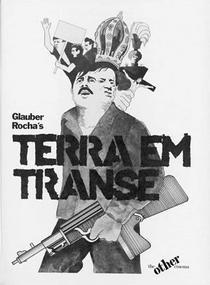 Terra em Transe - Poster / Capa / Cartaz - Oficial 1