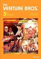 Irmãos Aventura (3ª Temporada) (The Venture Bros. (Season 3))