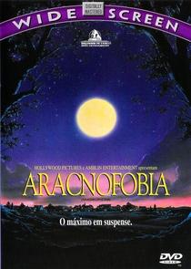 Aracnofobia - Poster / Capa / Cartaz - Oficial 2