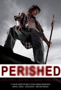 Perished - Poster / Capa / Cartaz - Oficial 1