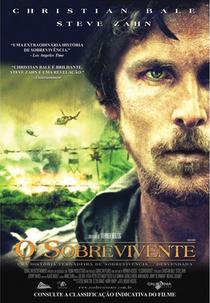 O Sobrevivente - Poster / Capa / Cartaz - Oficial 3
