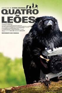 Quatro Leões - Poster / Capa / Cartaz - Oficial 2
