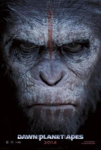 Planeta dos Macacos: O Confronto - Poster / Capa / Cartaz - Oficial 6
