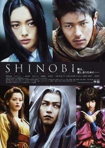 Shinobi - A Batalha - Poster / Capa / Cartaz - Oficial 3