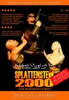 Splattenstein 2000 - Poster / Capa / Cartaz - Oficial 1