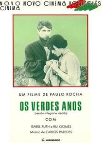 Os Verdes Anos - Poster / Capa / Cartaz - Oficial 2