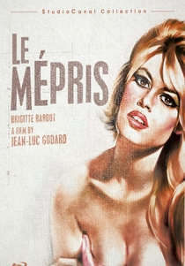 O Desprezo - Poster / Capa / Cartaz - Oficial 8