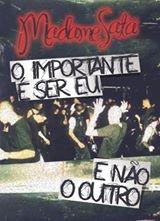 Madame Satã - O Importante é Ser Eu e Não o Outro - Poster / Capa / Cartaz - Oficial 1