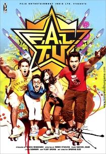 F.A.L.T.U - Poster / Capa / Cartaz - Oficial 1