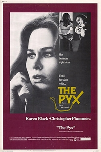 The Pyx - Poster / Capa / Cartaz - Oficial 1