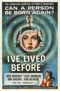 Eu Vivi Antes - Poster / Capa / Cartaz - Oficial 1